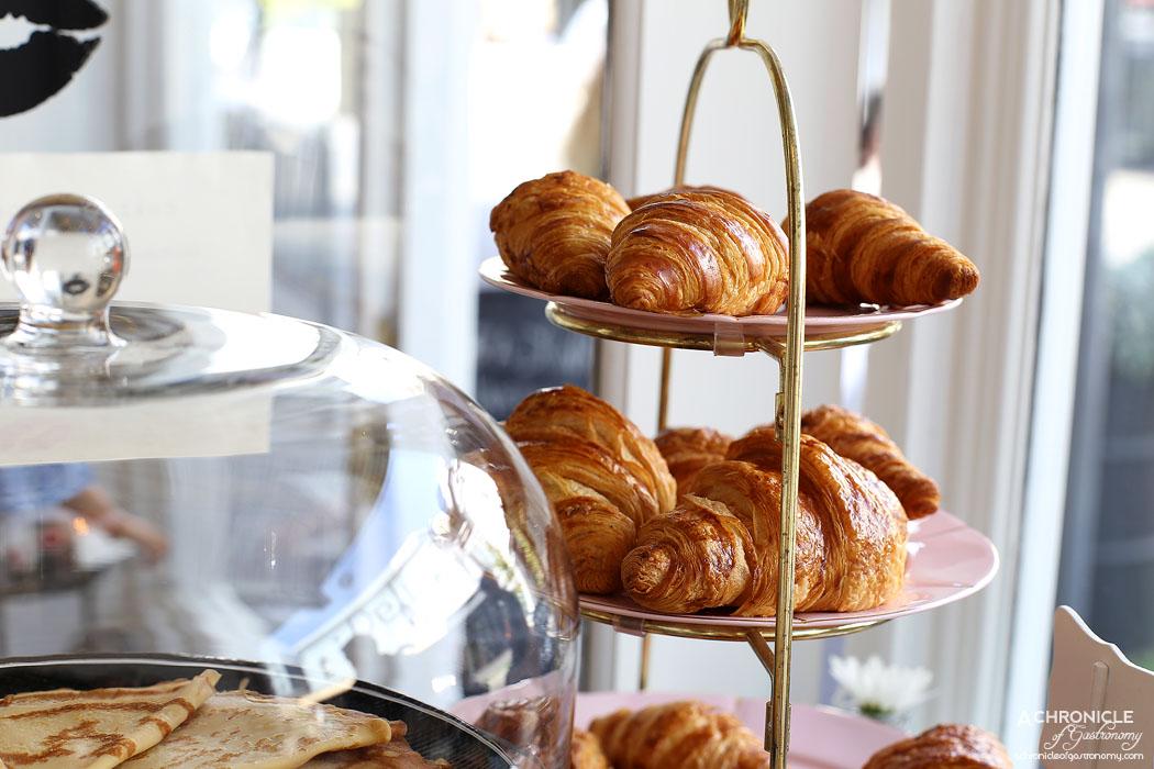 Chez Mademoiselle Croissants