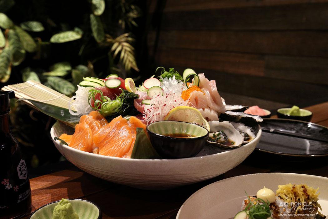 Sea Salt - Sashimi Platter