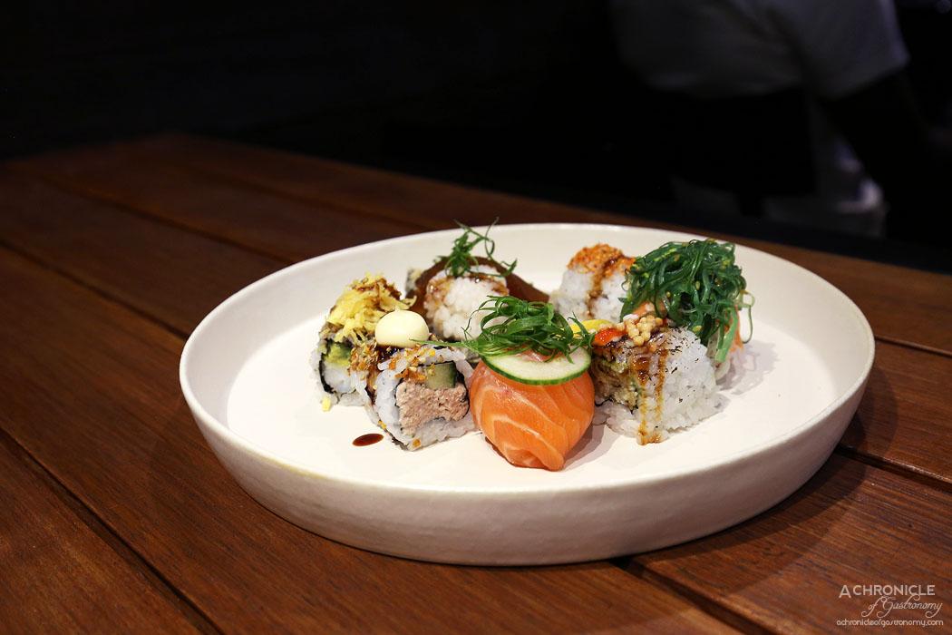 Sea Salt - Assorted sushi