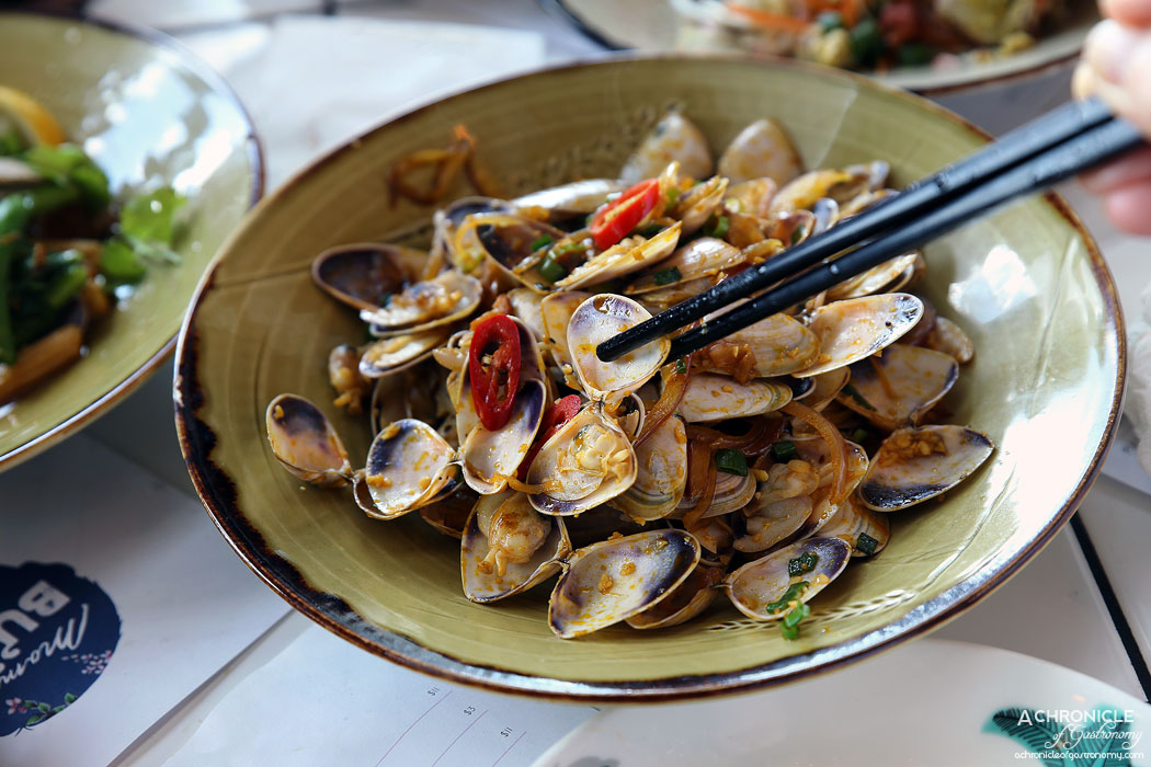 Mamas Buoi Chadstone - BBQ Pipis - traditional Vietnamese style BBQ pipis $23