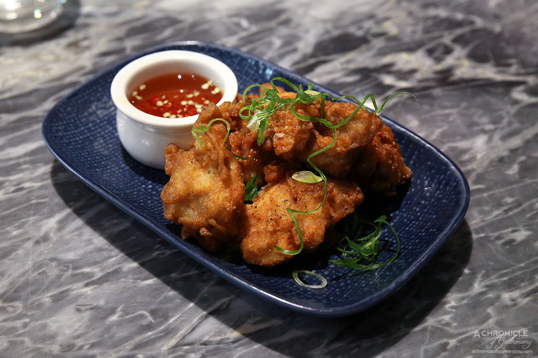 Pure South Downstairs - Fried chicken