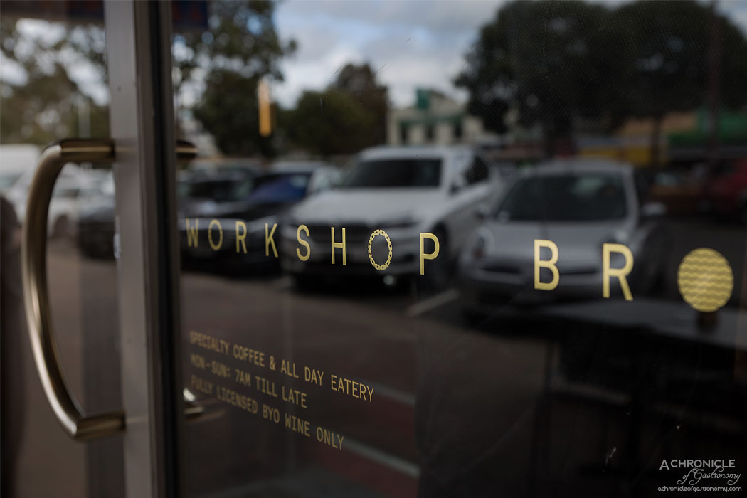 Workshop Bros Glen Waverley