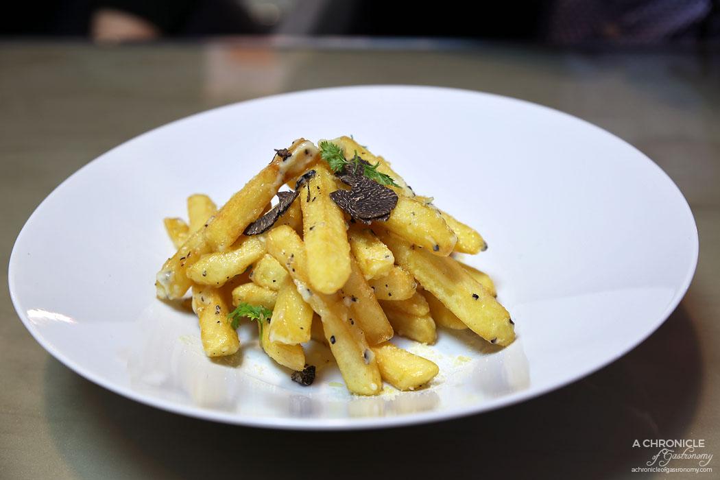 Aoki - Truffle chips