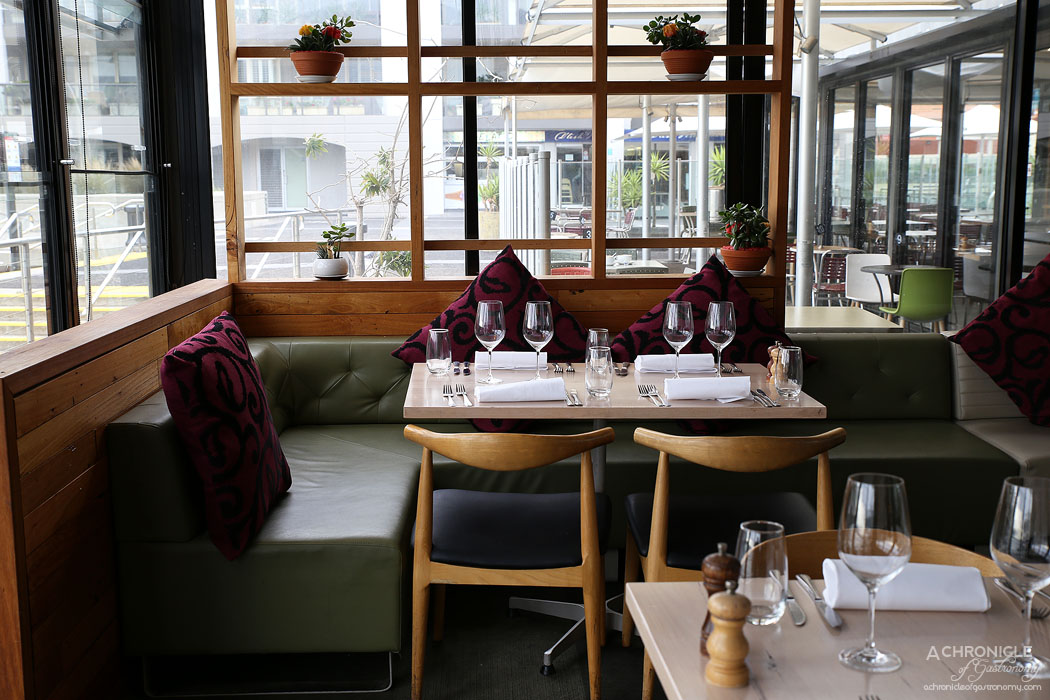 Cotta Cafe Melbourn : Mr hobson port melbourne a chronicle of gastronomy melbourne
