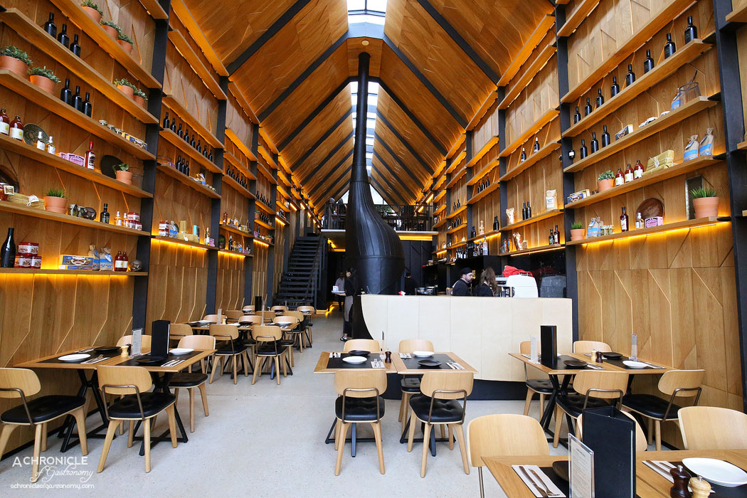 Piccolino mount waverley a chronicle of gastronomy