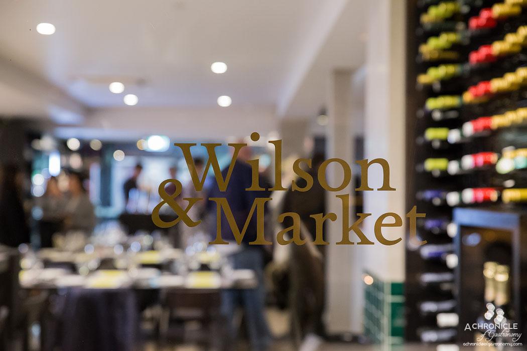 Wilson & Market Brasserie