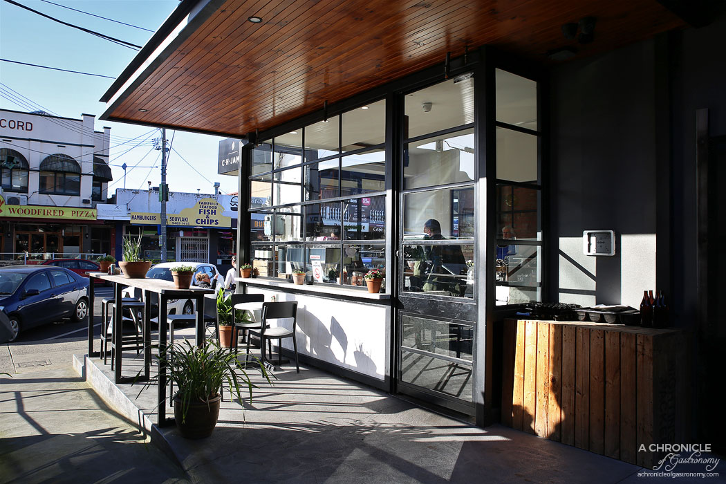 Cotta Cafe Melbourn : Ch james fairfield a chronicle of gastronomy melbourne food