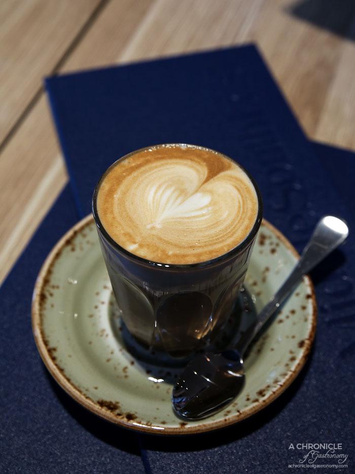 Middle South East - Hazelnut Latte