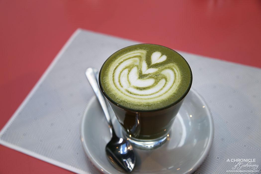 Au79 - Matcha Latte ($4.50)