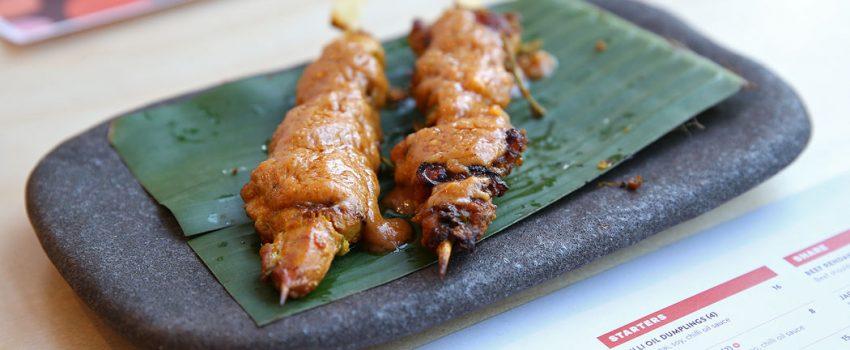 Merah - Satay Chicken (2 for $13)