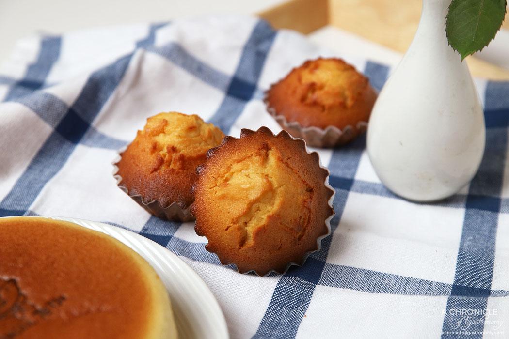 Uncle Tetsu'- Cheesecake Madelines $3,50 ea