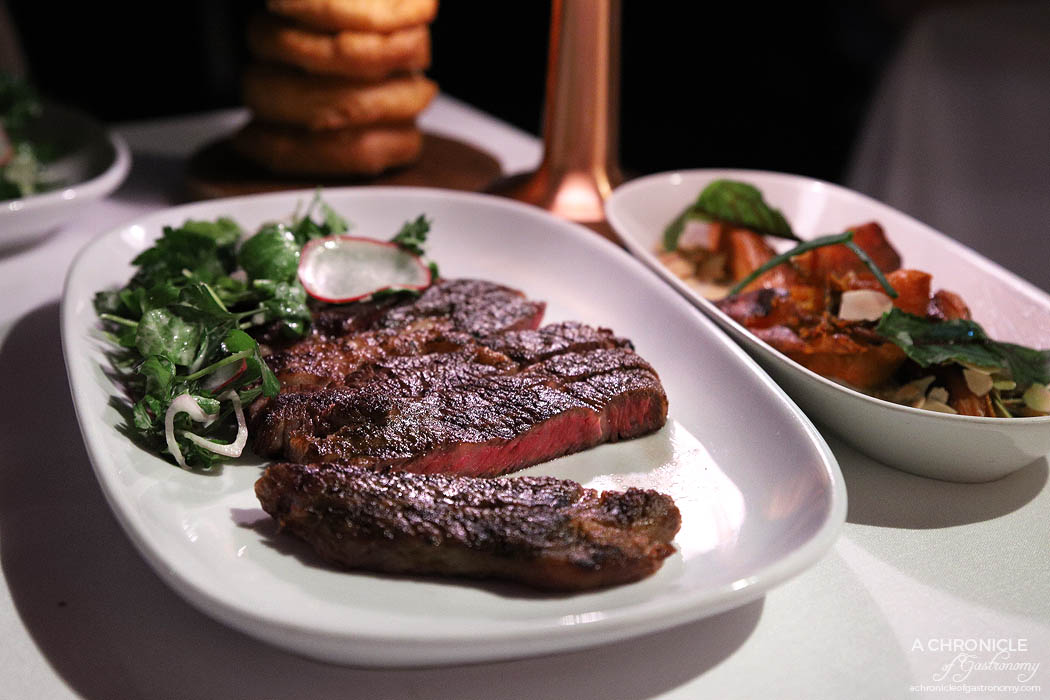 Steer Dining - Sher F1 Wagyu Scotch Fillet MS7 300g ($89)