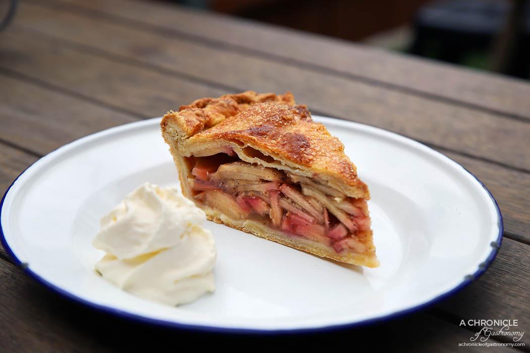 The Pie Shop - The Rita - Apple pie
