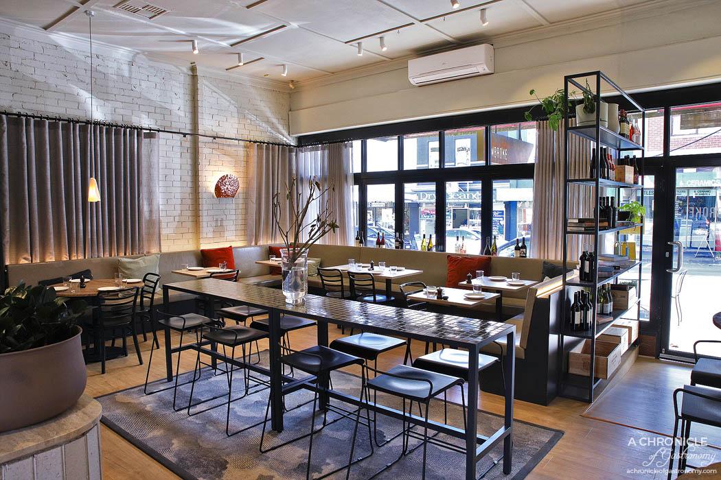 Pembroke Bar & Kitchen