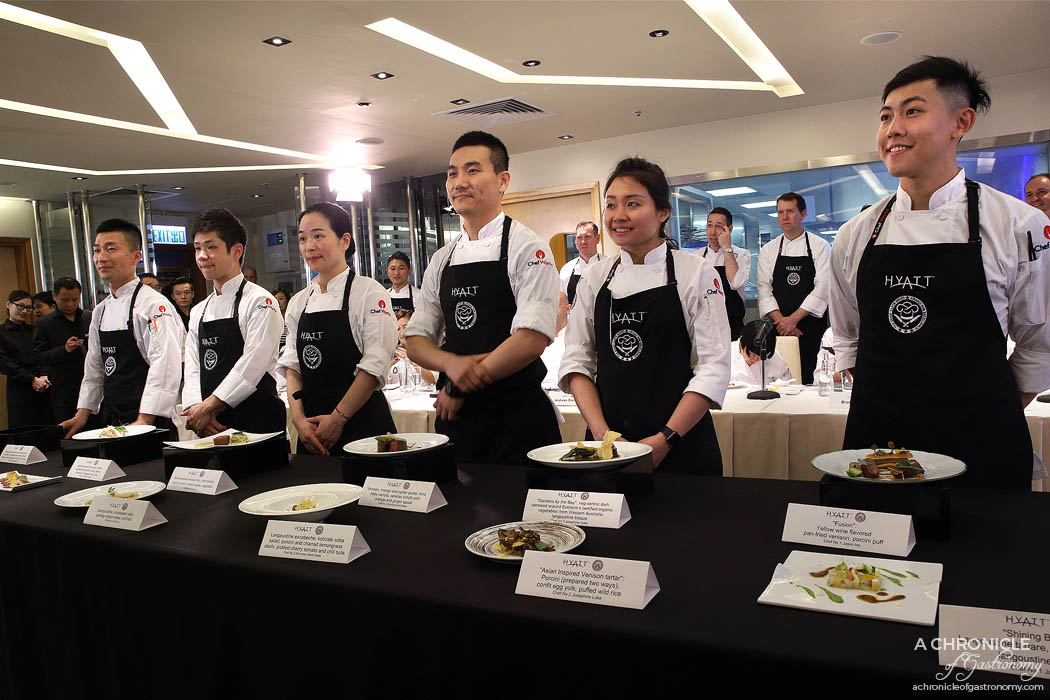 Hyatt The Good Taste Series ASPAC Finals 2018