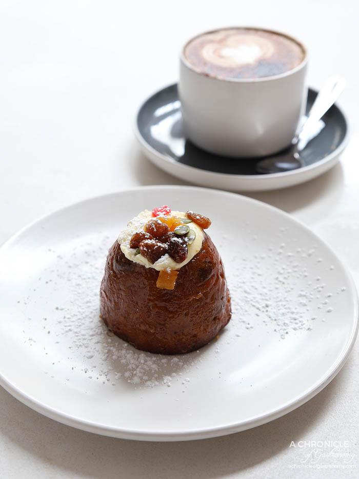 Zoobibi - Carrot cake, Cappuccino ($3.80)