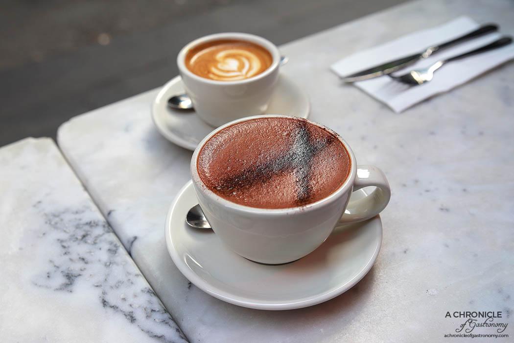 Ten Square - Mork Hot Chocolate Even Darker 85% ($6), Magic