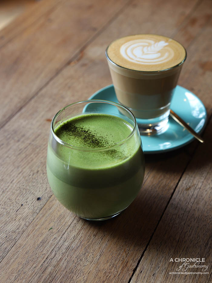 Ciel Cafe - Matcha Latte (Asahina Matcha)