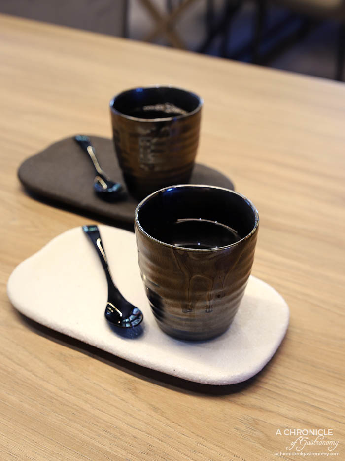 Undercover Roasters - V60 Pour Over ($5), Batch Brew ($6)