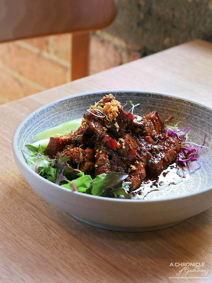 Niubi - House Special Signature Black Roast Pork ($28.80)