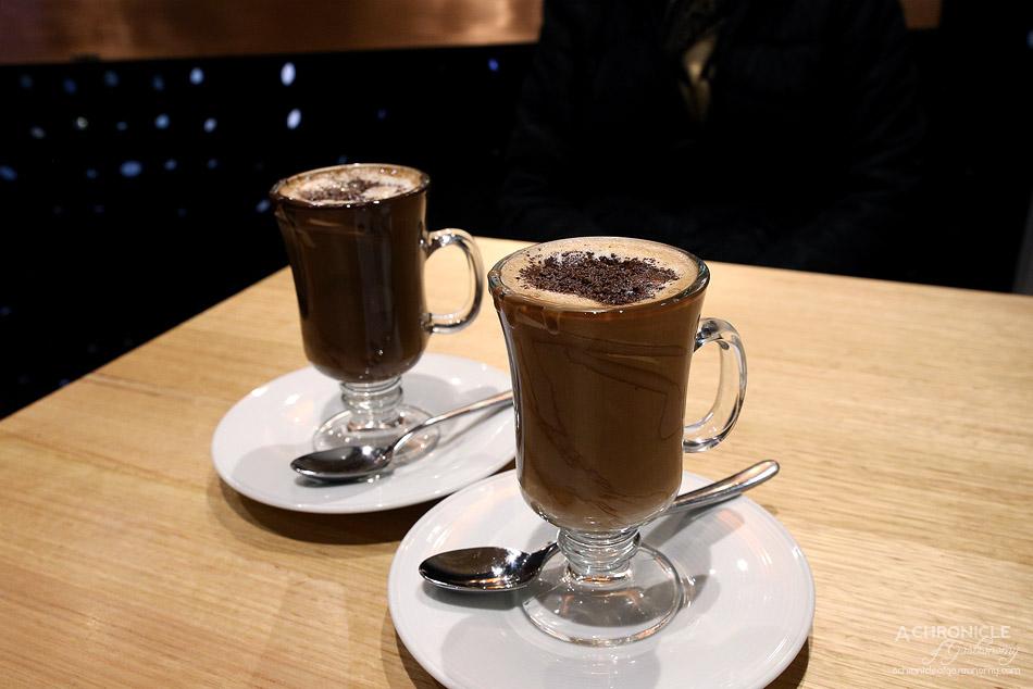 Chokolait - Dark and Milk Hot Chocolate