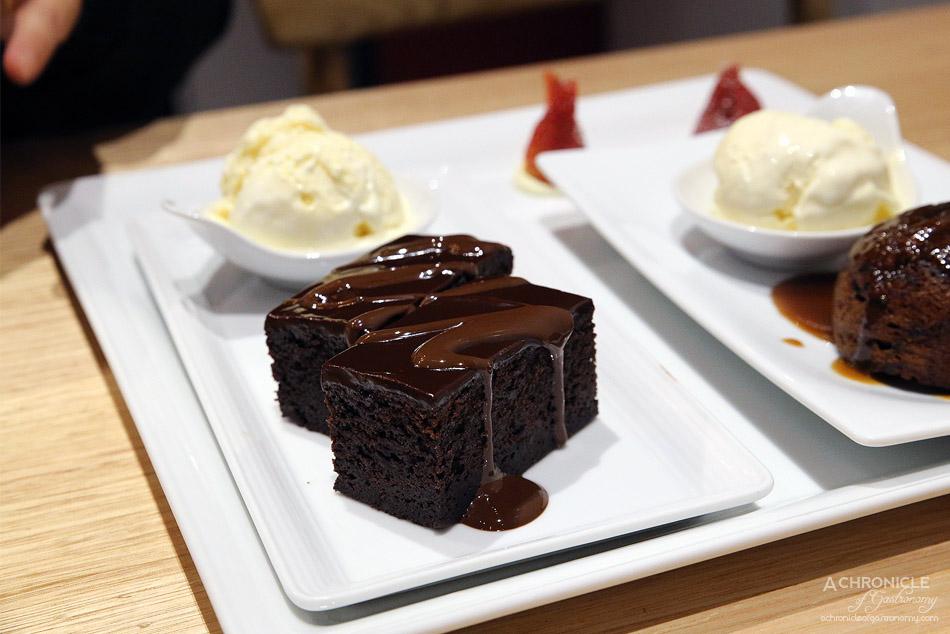 Chokolait - Chocolate Mud Cake