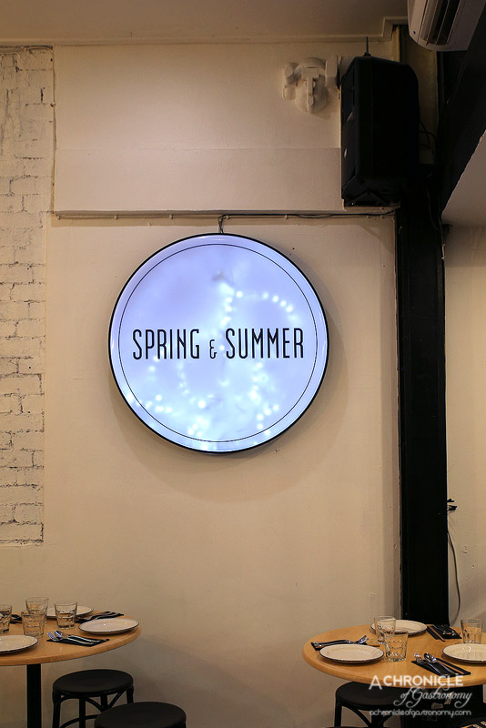 Spring and Summer