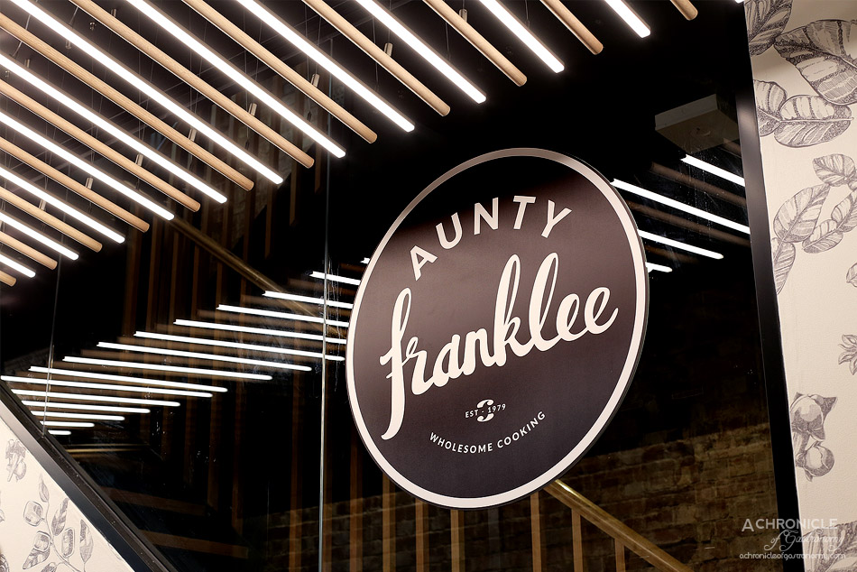 Aunty Franklee