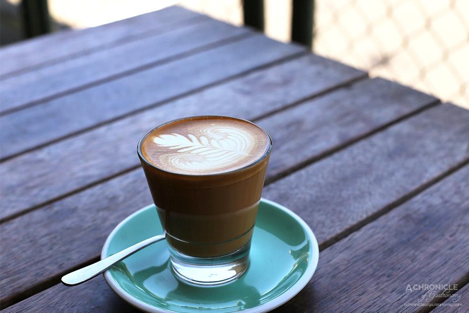 Collective Espresso - Latte ($3.50)