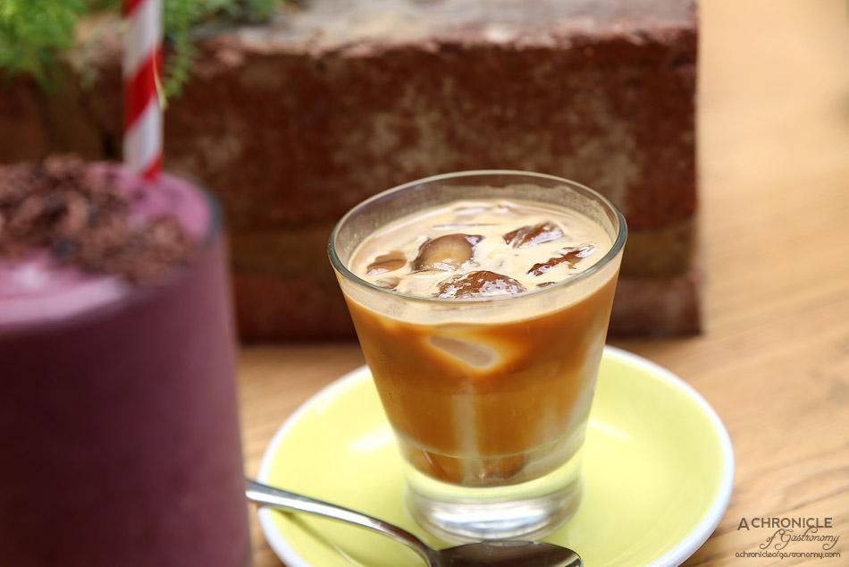 Short Straw - Iced coffee ($8)