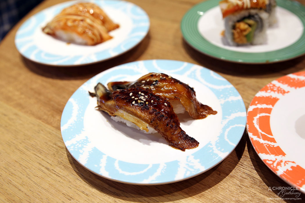 Sushi Jiro - Unagi Nigiri