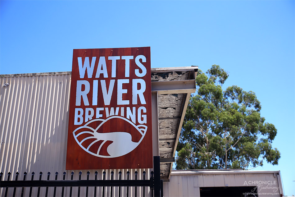 Yarra Valley Wine & Food Festival 2017 Preview - Watts River Brewing