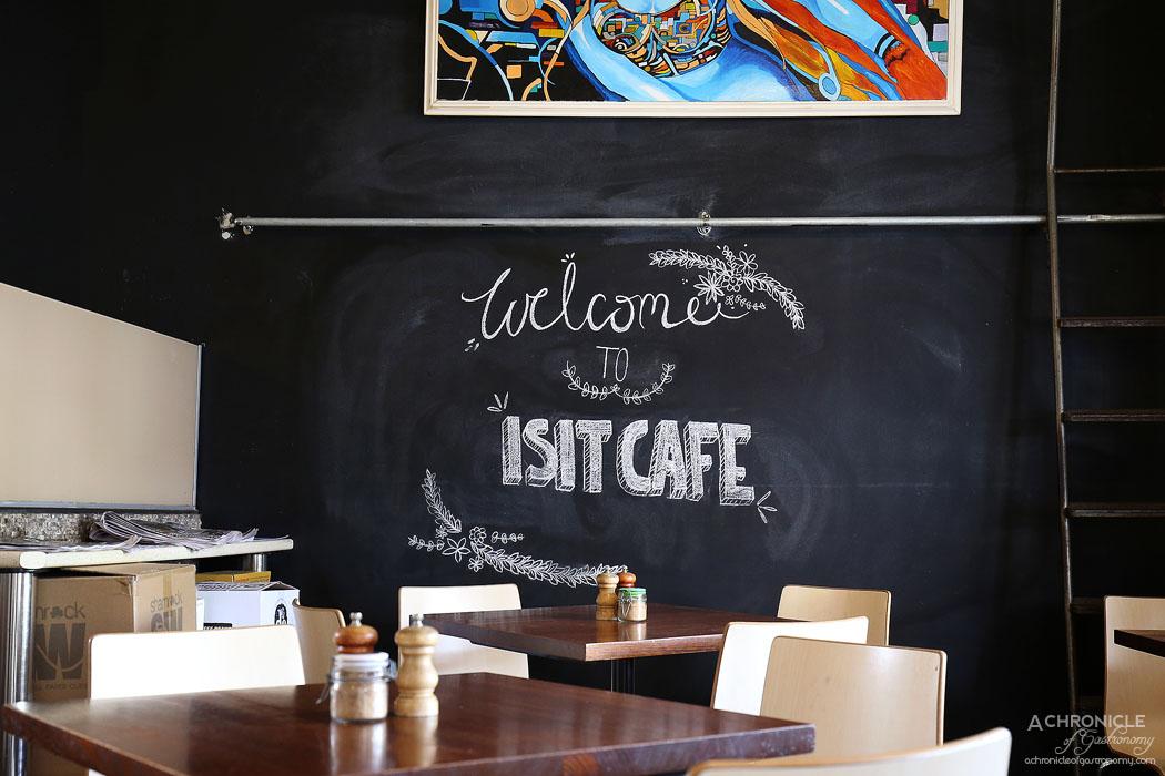 ISIT Cafe