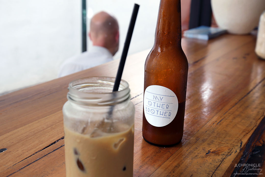 My Other Brother - Iced Coffee ($7.50)