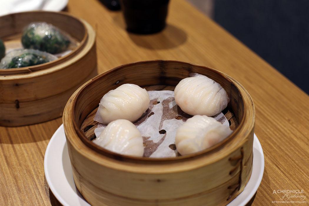 Tim Ho Wan - Har gao ($8.30)