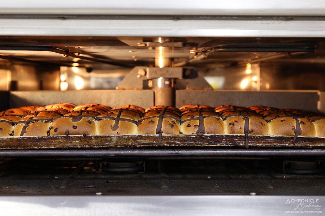Bakers Delight Hot Cross Bun Masterclass