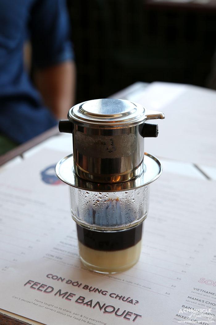 Mamas Buoi Chadstone - Vietnamese coffee