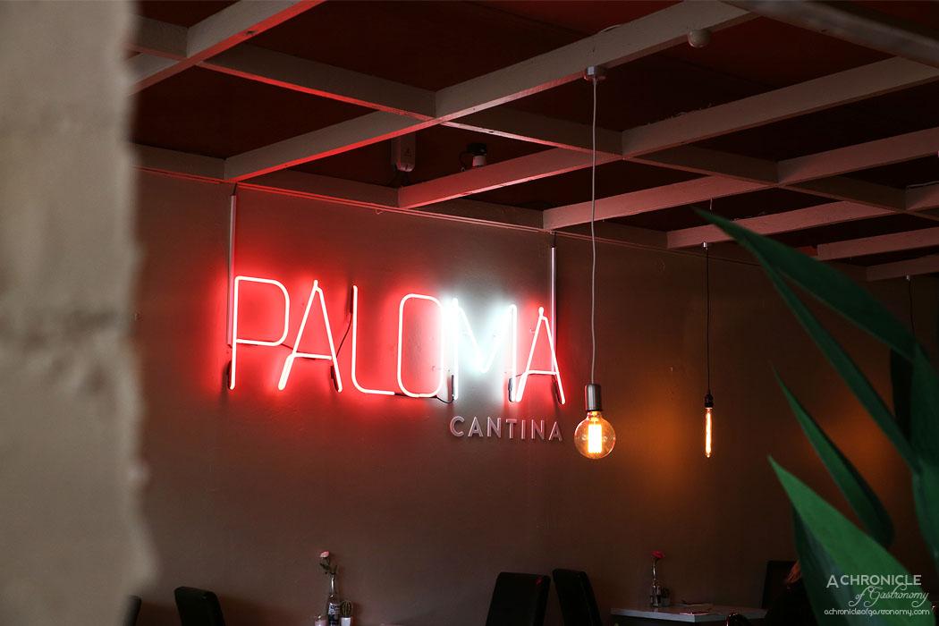 Paloma Cantina