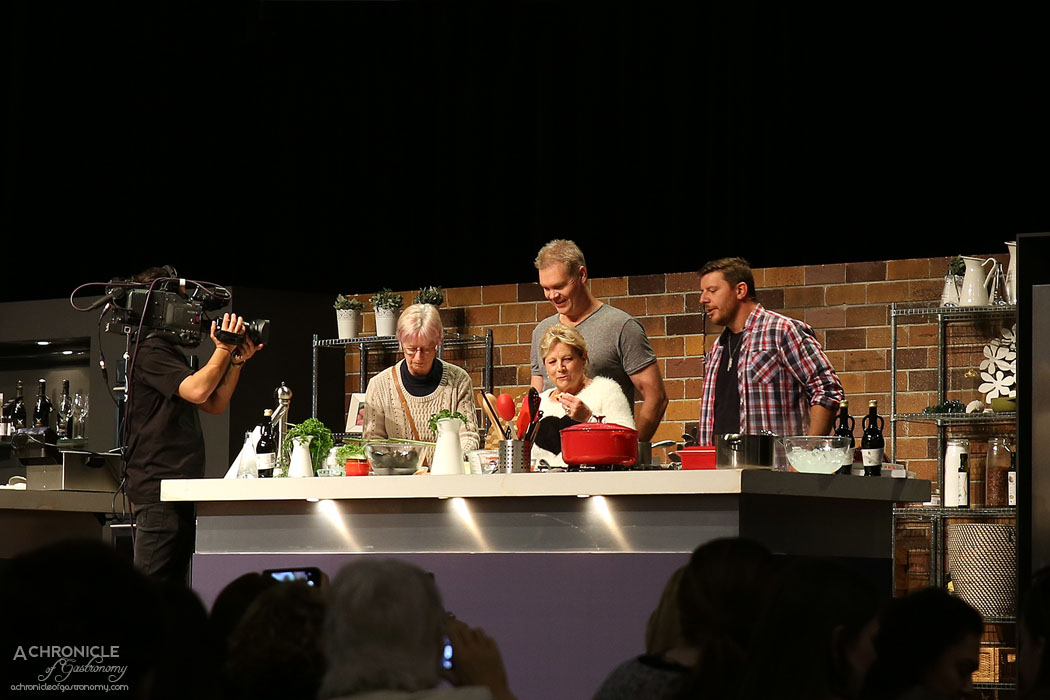 Good Food and Wine Show Melbourne 2017