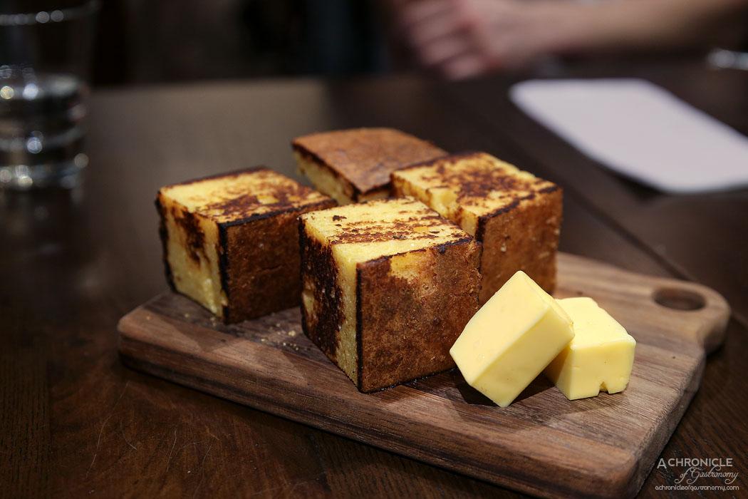 Third Wave Cafe - Corn Bread