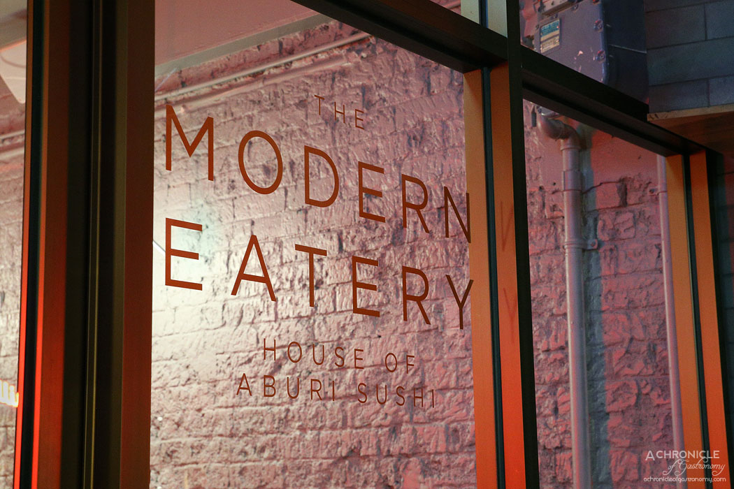 The Modern Eatery