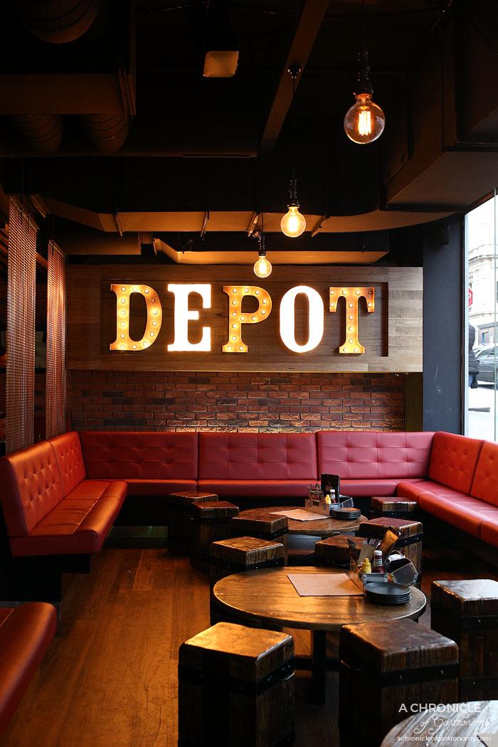 Brooklyn Depot
