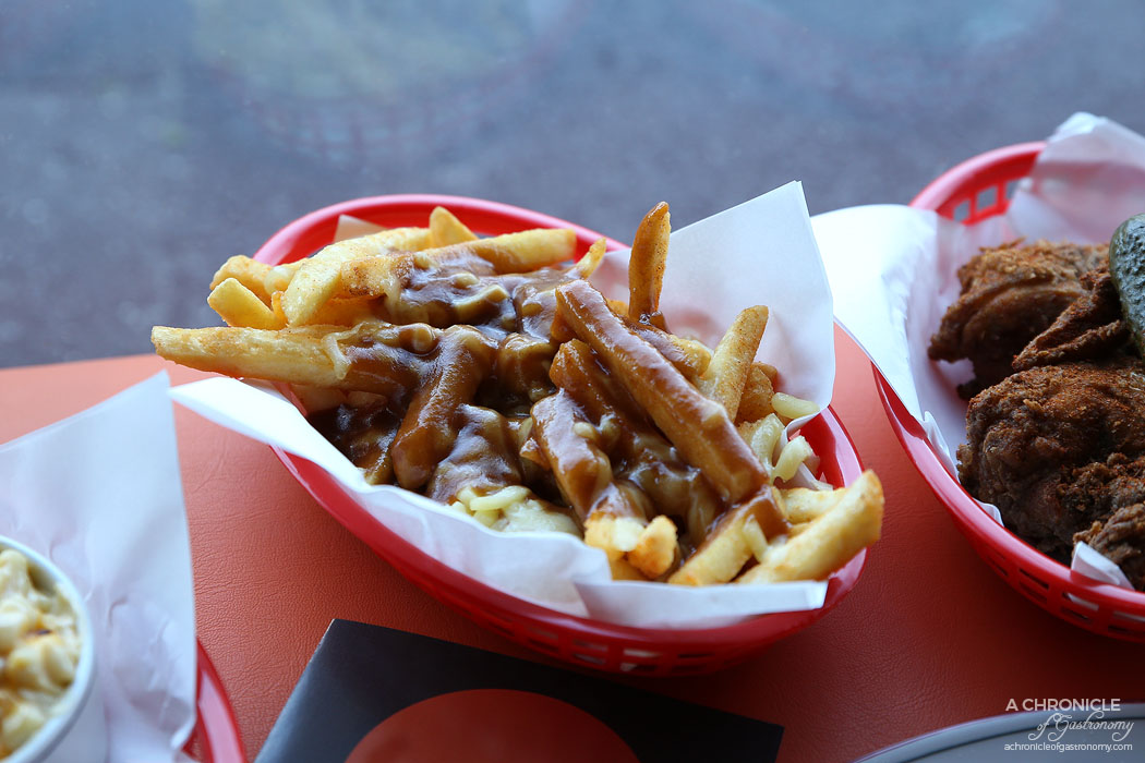 Fat Fried and Tasty - Poutine ($8)