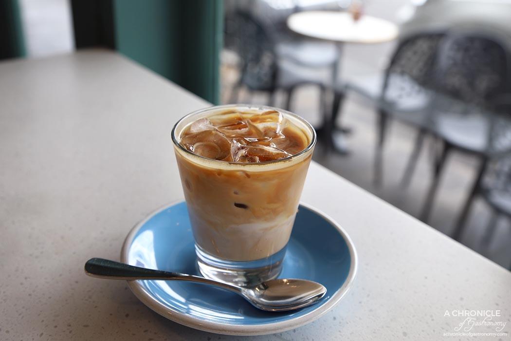 Tamper - Iced Latte ($4)