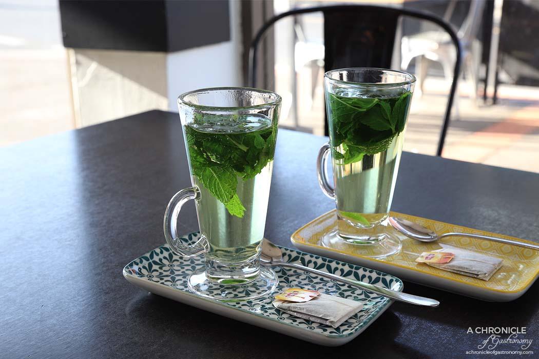 Tavlin - Mint tea