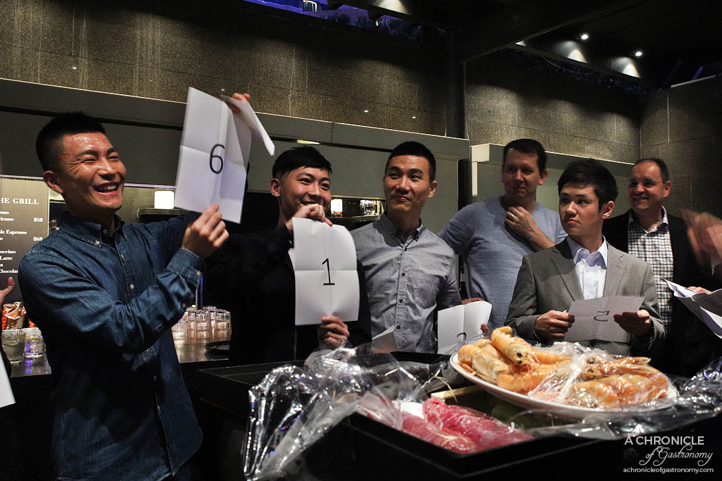 Hyatt The Good Taste Series ASPAC Finals 2018