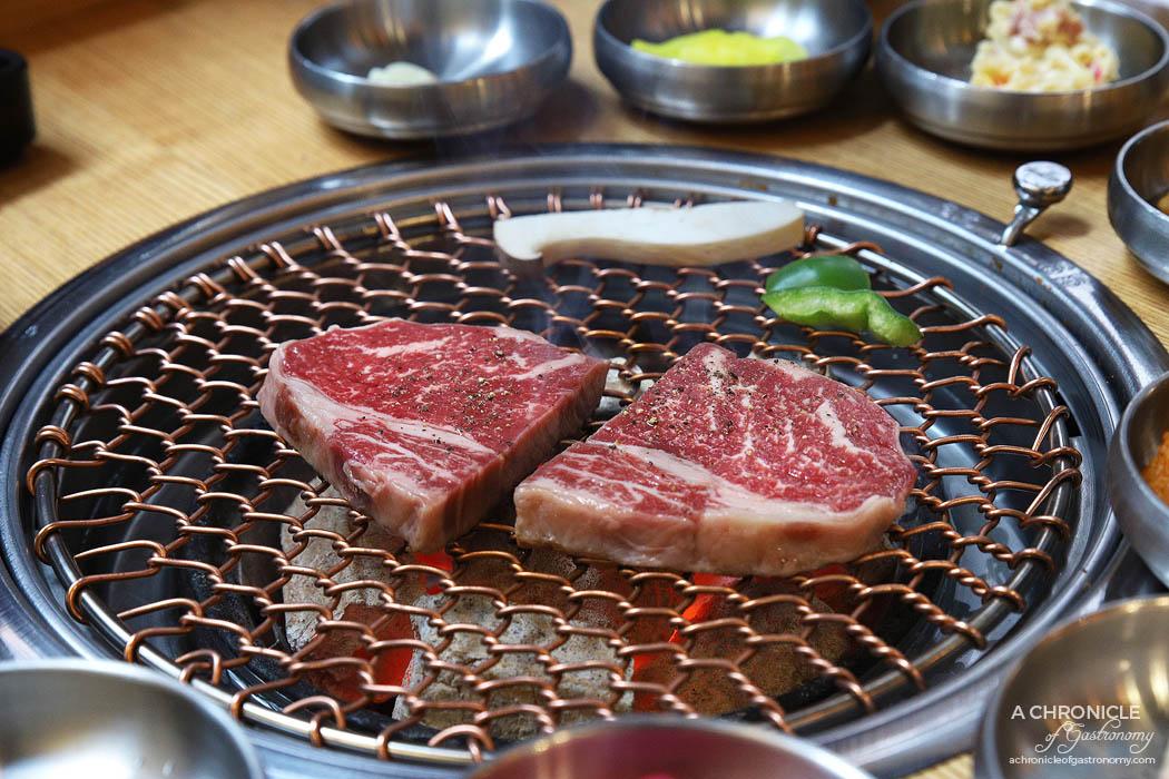 Paik's BBQ - Wagyu (Deunsim) ($34)