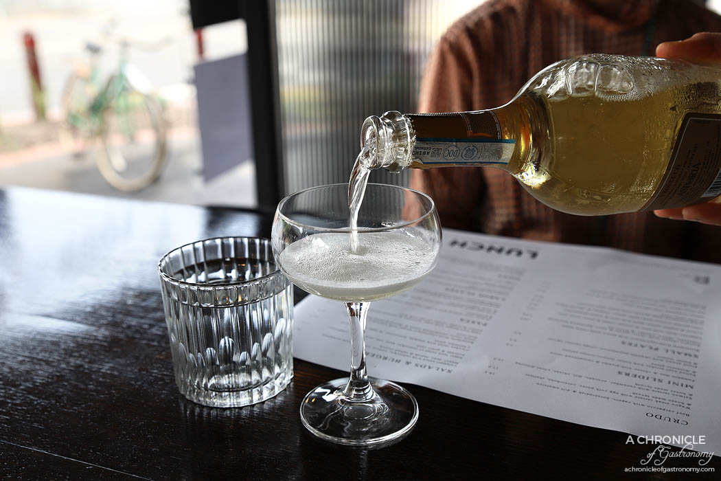 Ripponlea Food and Wine - Bottomless brunch $25 prosecco