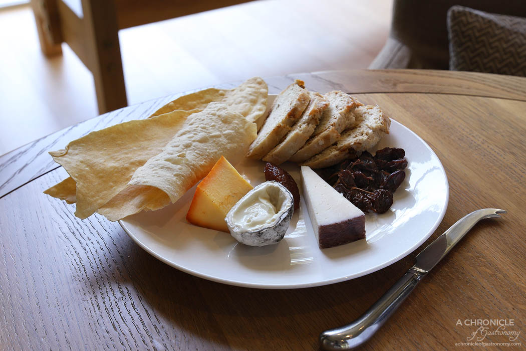 Lindenderry Red Hill - Cheese selection - Goats Cheese, Black Pearl Goats Cheese, Sun Smoke Cheddar - Boat Shed Cheese