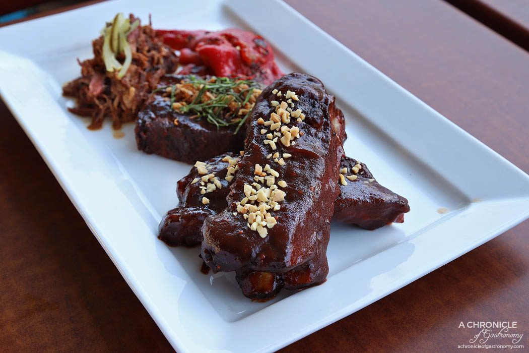 Bluestone American BBQ - Pork spare ribs